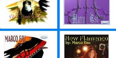 Four new albums from Marco ESU and Idyllium Music Publishing.