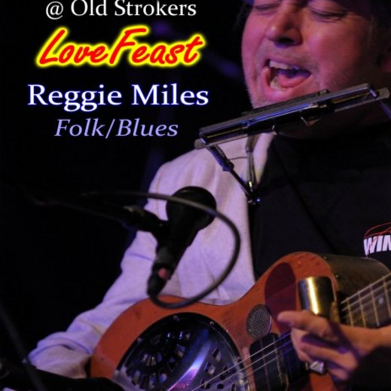 Reggie Miles @ LoveFeast