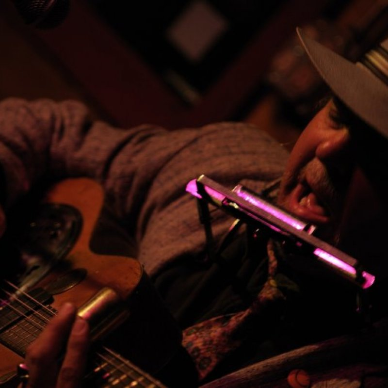 Reggie Miles LIVE At The Muse