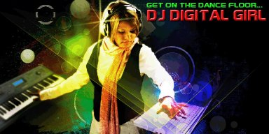 DJ Digital Girl