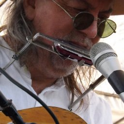 Reggie Miles at the 2013 Ebey Island Freedom Fest