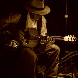 Reggie Miles Eclectic Blues