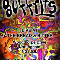 Live at the Bread and Bitter Poster