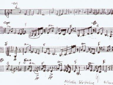 Score Noten (klein)