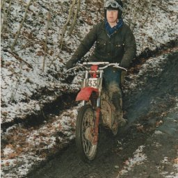 From my Classic Trial/Enduro days