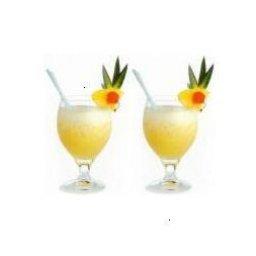 Two Pina Coladas