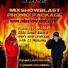 DJ King Assassin & Ziplok presents the Mixshowblast Promo Packagae<p>DJ King Assassin  & Ziplok presents the Mixshowblast Promo Package</p>